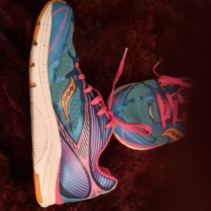 Saucony non-marking sneakers/runners